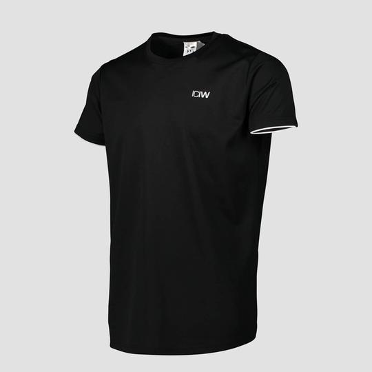 Smash Padel Tech T-shirt, Black