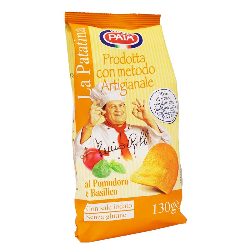 Chips Tomat & Basilika - 78% rabatt