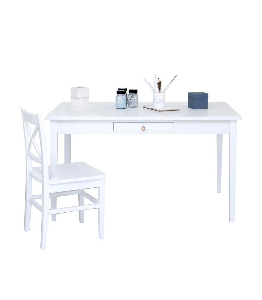 021019 Extra ben vuxenhöjd bord, Oliver Furniture