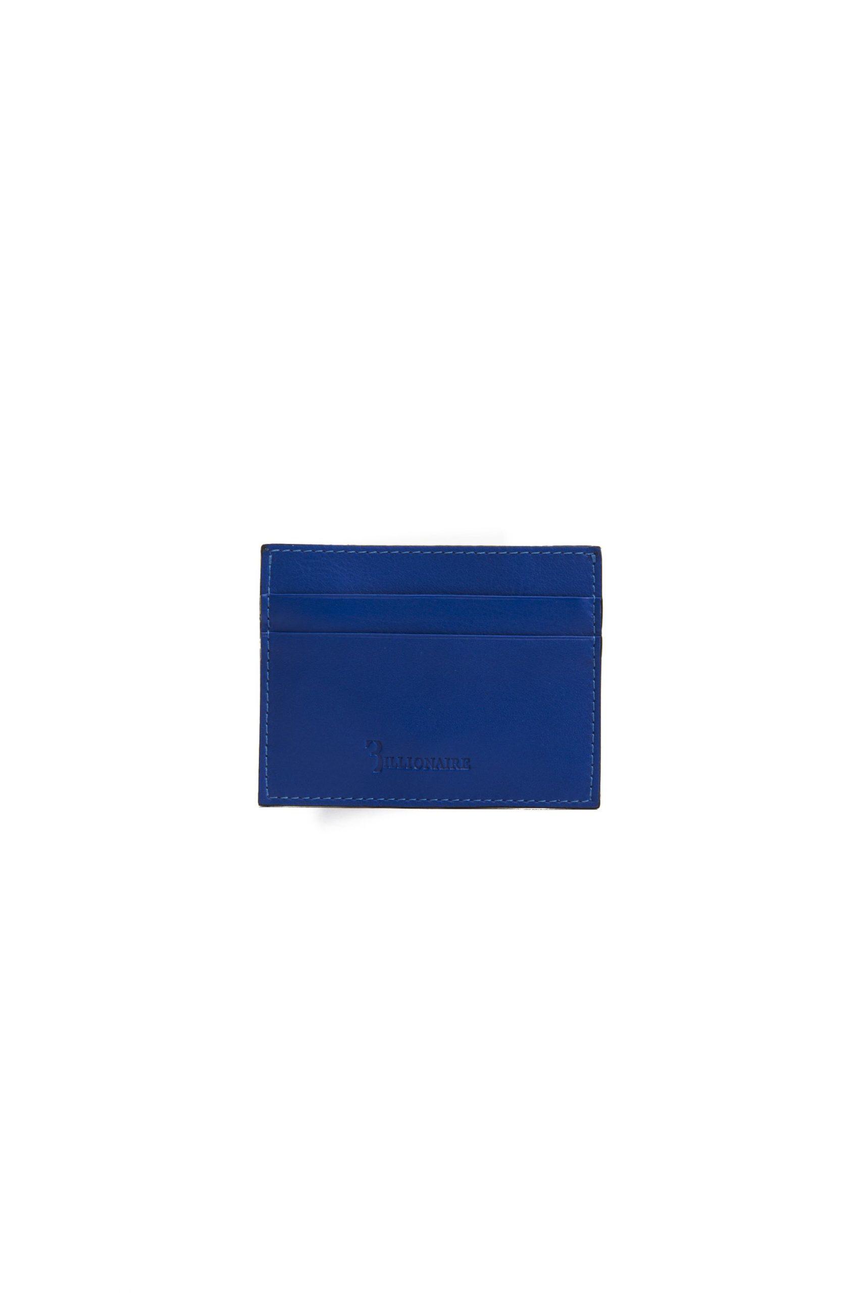 Billionaire Italian Couture Men's Wallet Blue BLC70507030_650BLUETTE