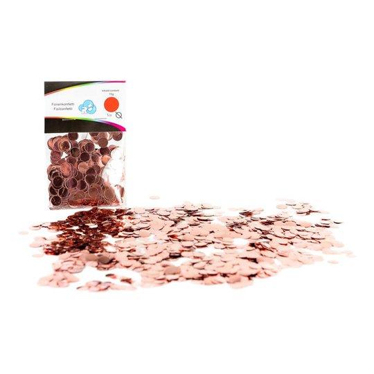 Ballongkonfetti Roséguld - 15 gram