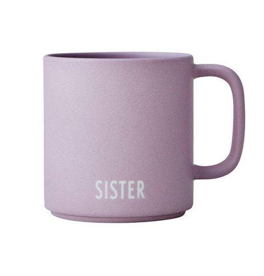 DL Søskenkrus Sister, Lavendel