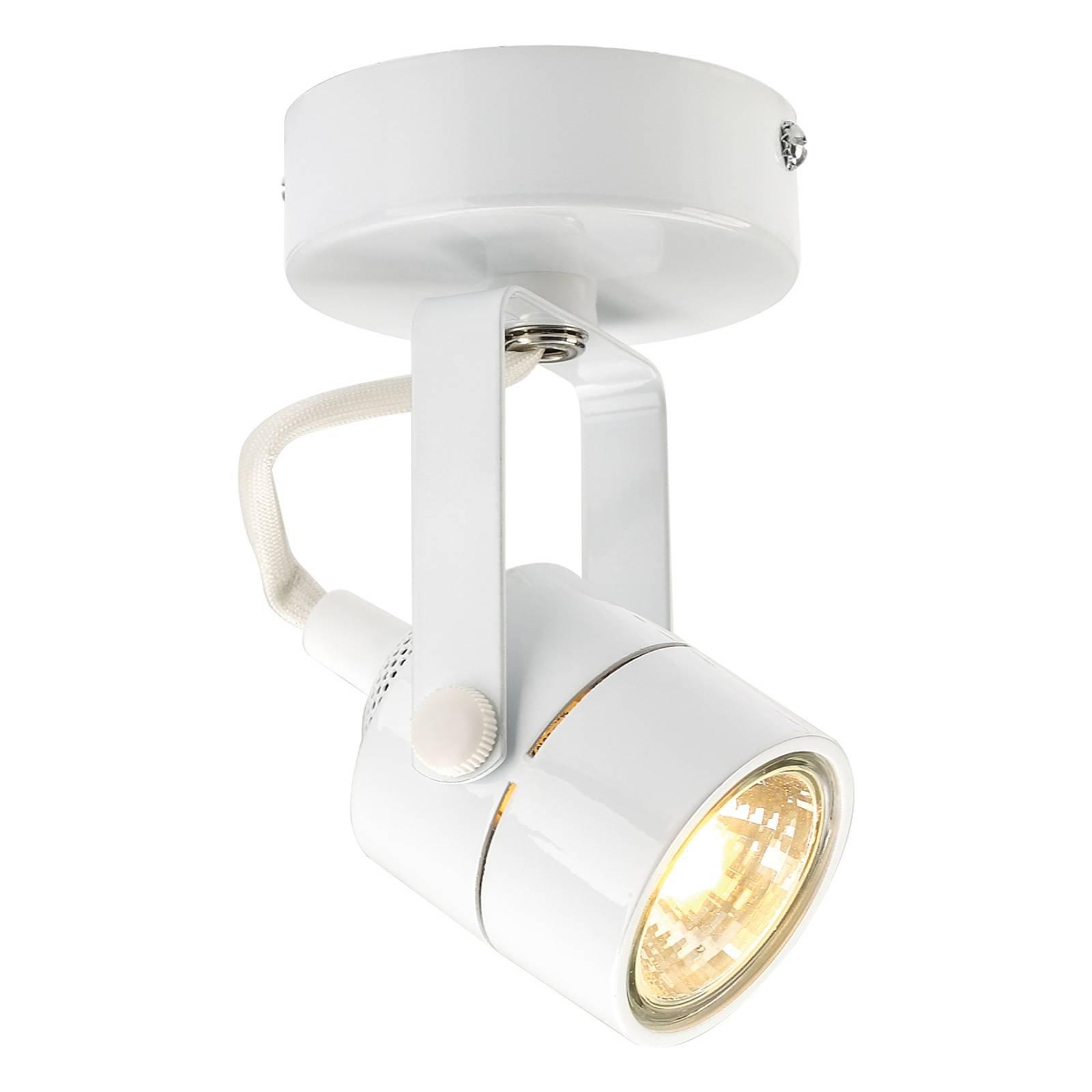 SPOT 79 vegg- eller taklampe i hvitt 230 V