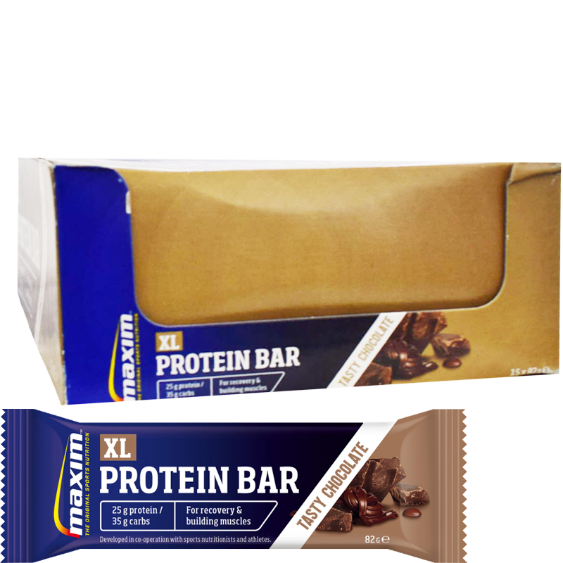 """Laatikollinen Proteiinipatukoita """"Tasty Chocolate"""" 15 x 82g - 39% alennus"""