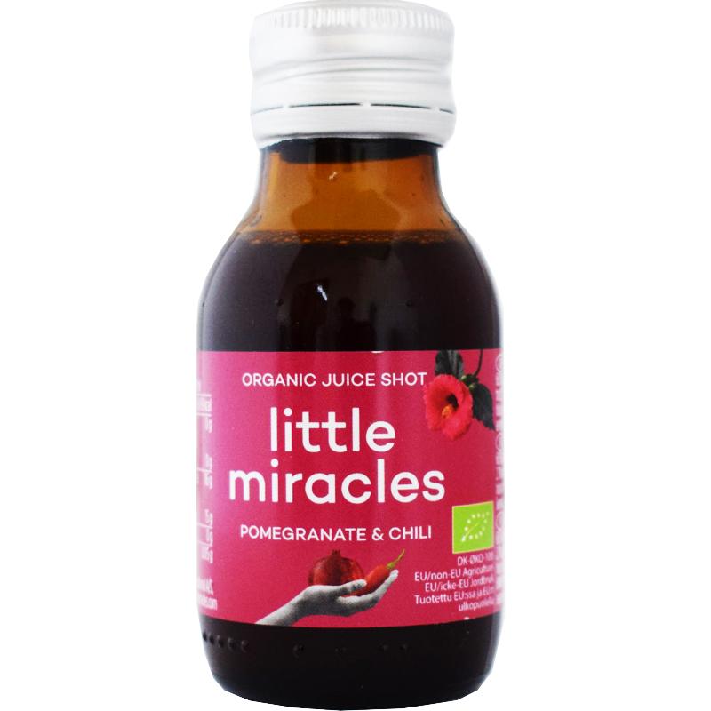 Eko Juiceshot Granatäpple & Chili - 34% rabatt