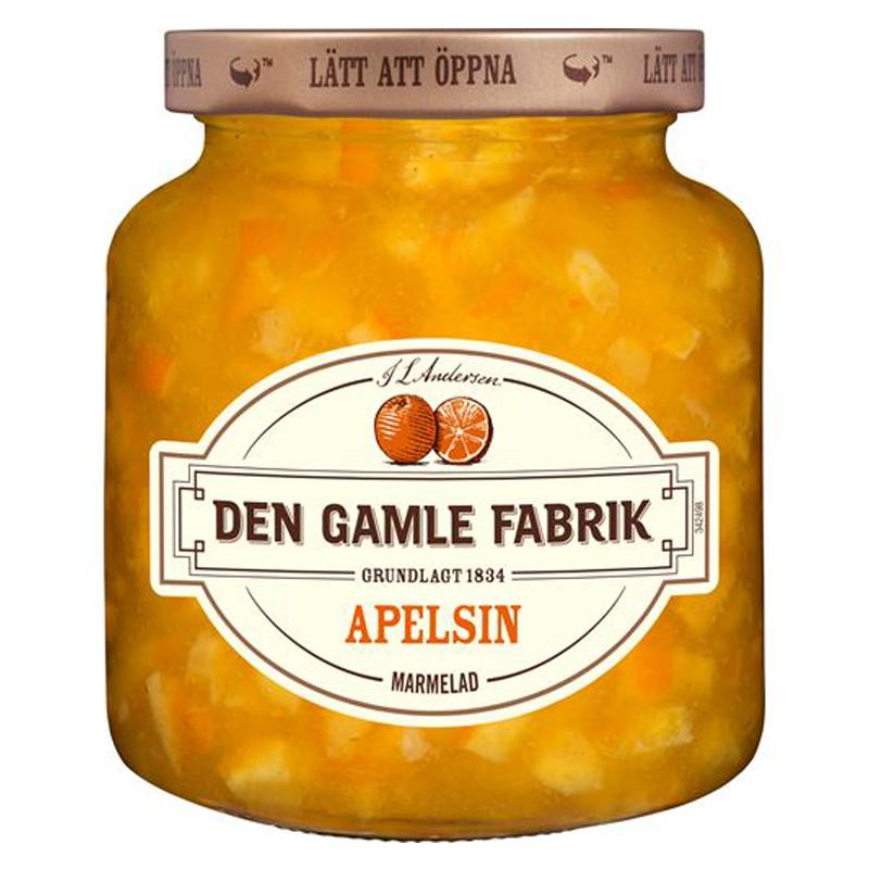 Apelsinmarmelad - 28% rabatt