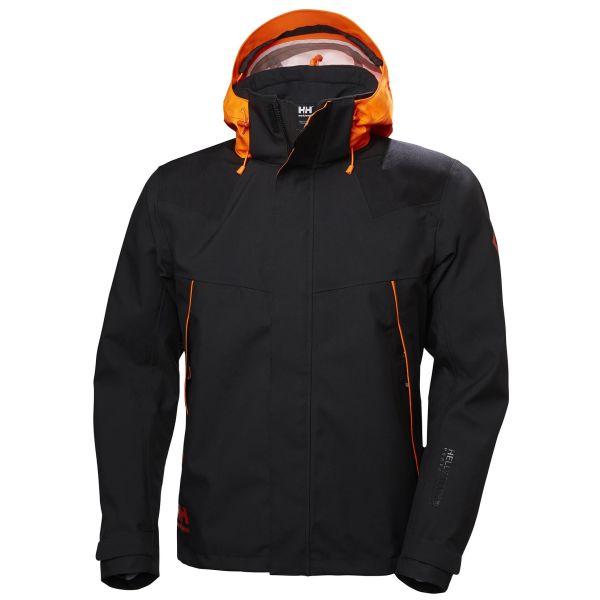 Helly Hansen Workwear Chelsea Evolution Skaljacka svart/orange Strl S