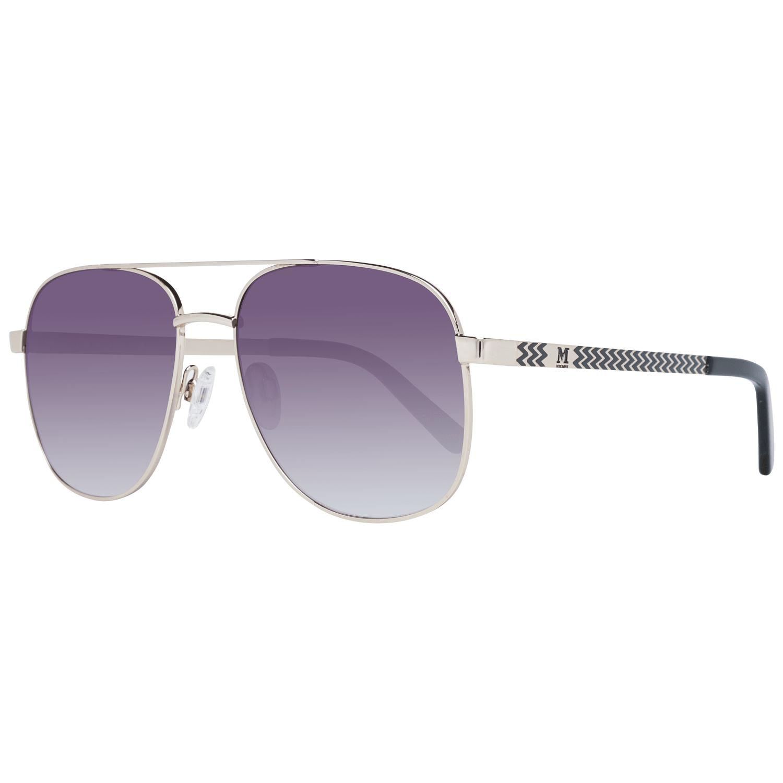 Missoni Women's Sunglasses Gold MM669 57S05