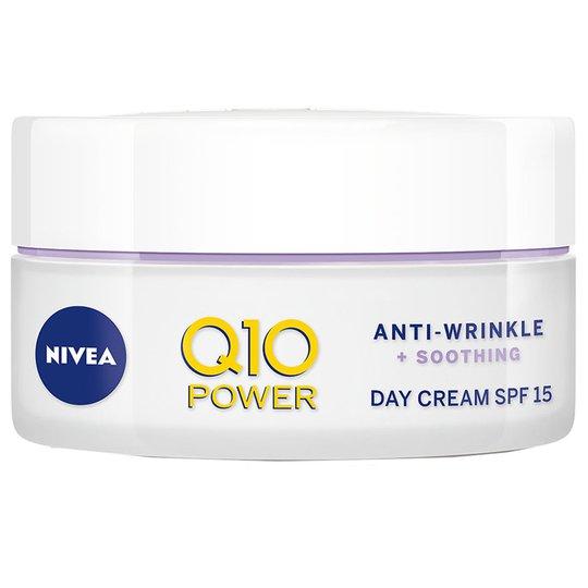 Q10 Plus Power Anti-Wrinkle Sensitive Day, 50 ml Nivea Kasvovoiteet