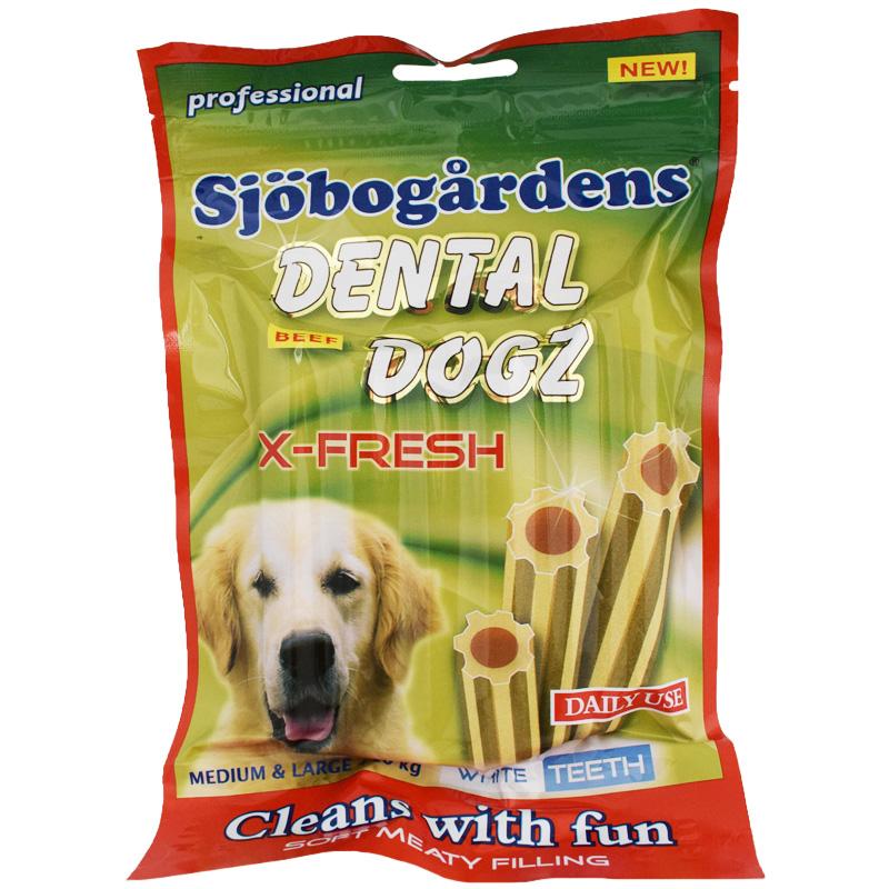 Hundgodis Dental Dogz - 57% rabatt