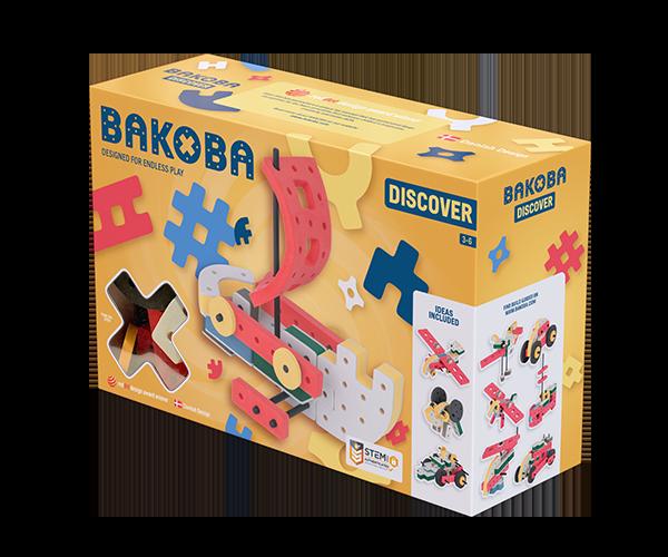 BAKOBA - Discover (B2901)