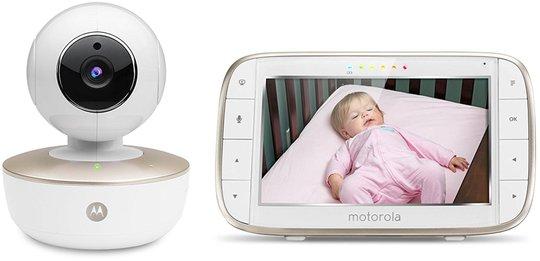 Motorola MBP855 Connect Babycall