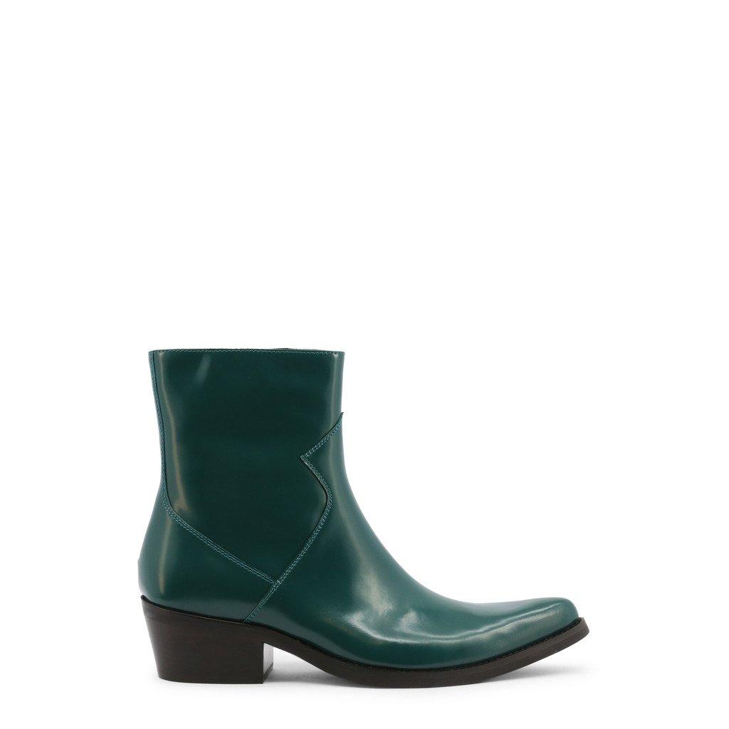 Calvin Klein Men's Ankle Boots Green 349275 - green EU 40