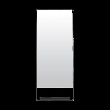 Spegel Chic 45x110 cm Svart