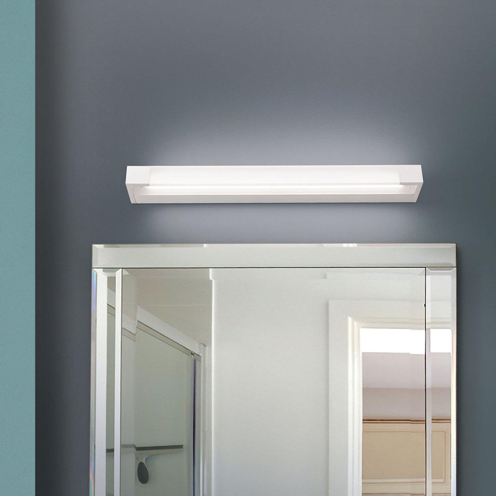 LED-speillampe Marilyn 57 cm hvit