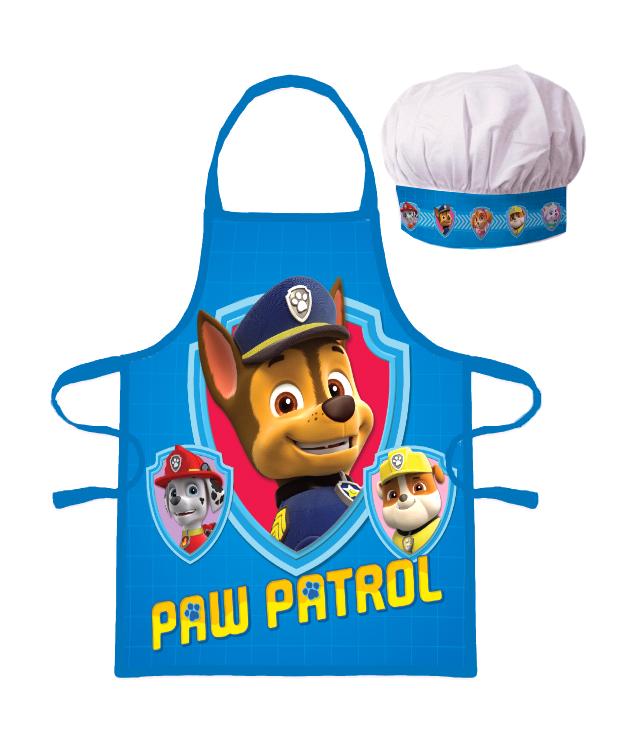 Kids Apron - Paw Patrol - Blue (230010)