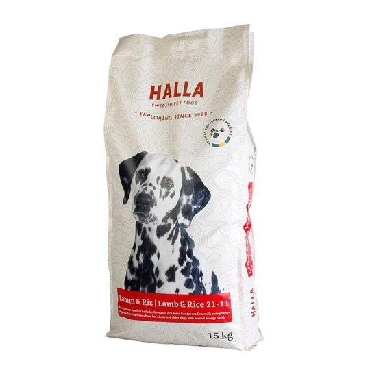Halla Lamm & Ris 21-11 (15 kg)