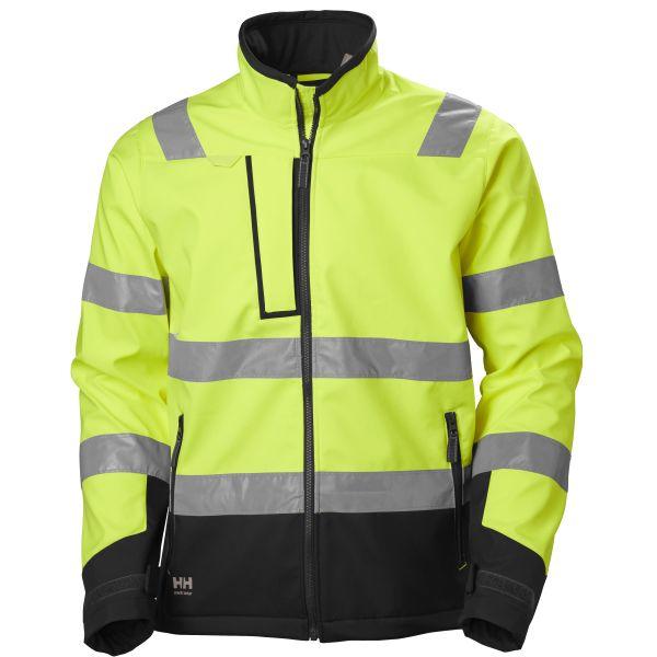 Helly Hansen Workwear Alna 2.0 Softshelljacka gul, varsel S