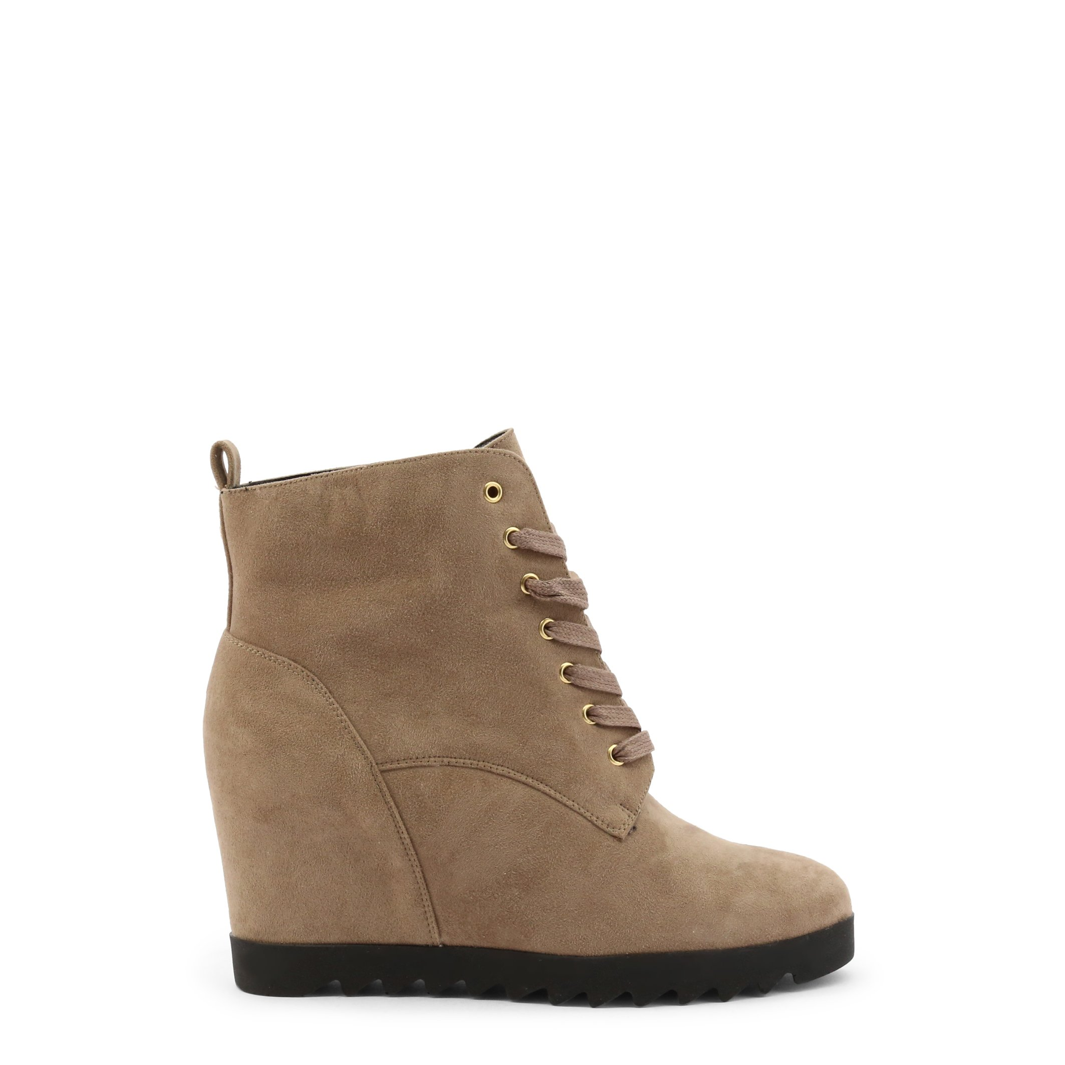 Roccobarocco Women's Ankle Boot Various Colours RBSC0CP01CAM - brown-1 EU 39