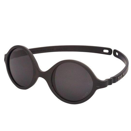 Ki ET LA Diabola Solbriller, Svart, 0-1 År