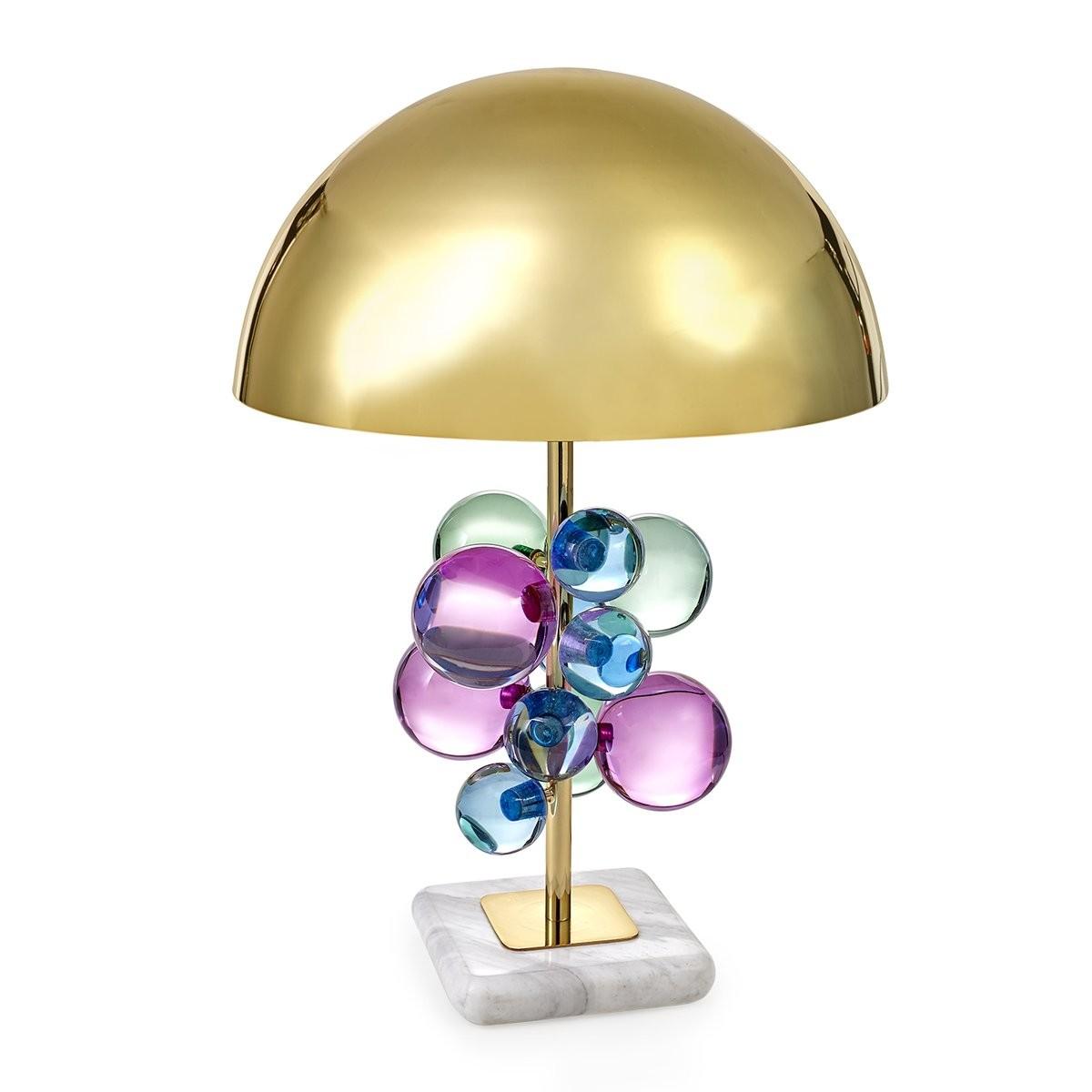 Jonathan Adler I Globo Table Lamp I Multi