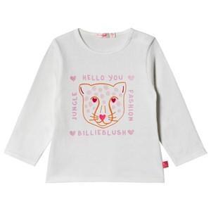 Billieblush Hello You Leopard Tröja Vit 12 mån