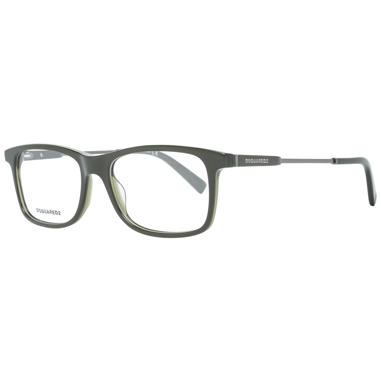 Dsquared² Men's Optical Frames Eyewear Olive DQ5278 53098