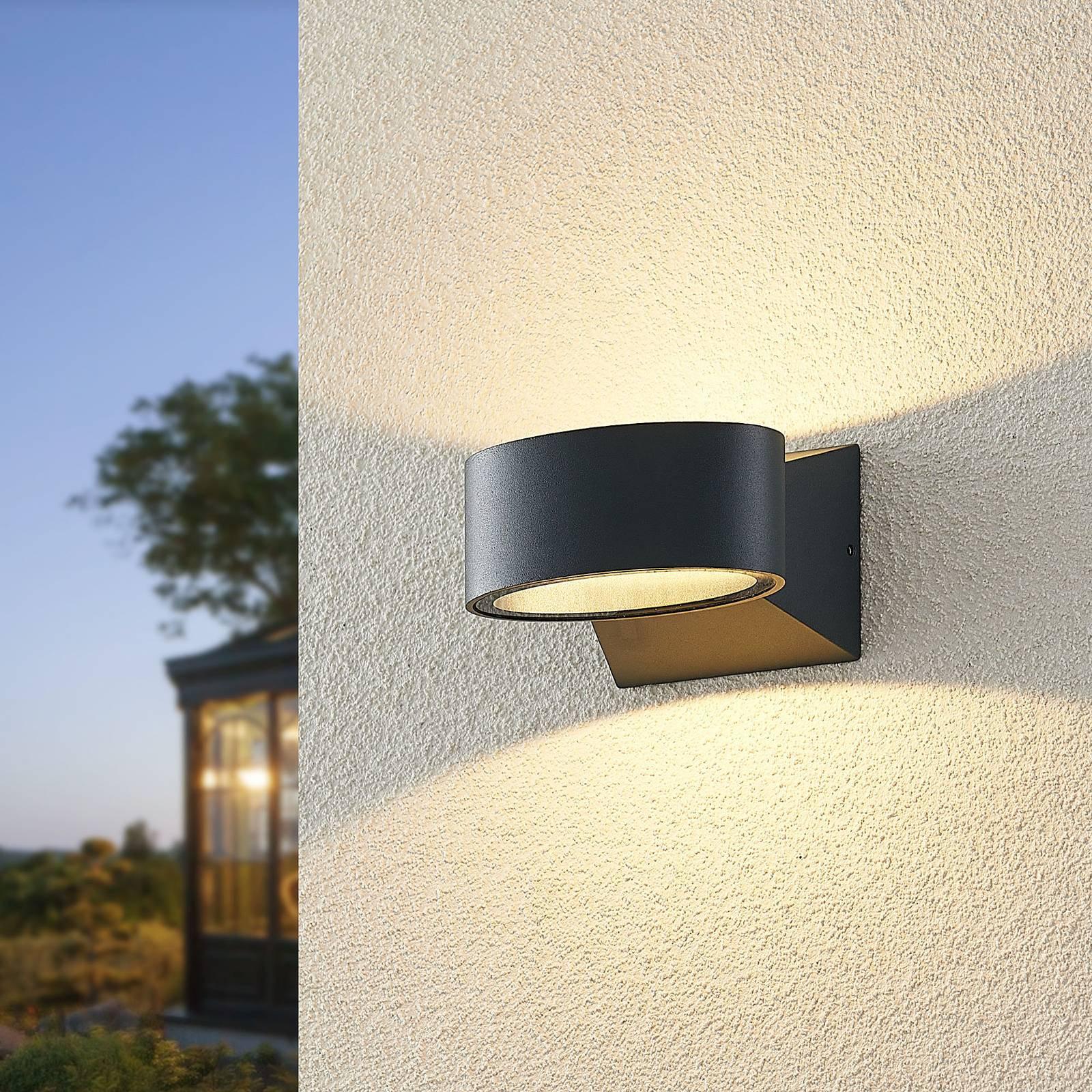 ELC Namila utendørs LED-vegglampe