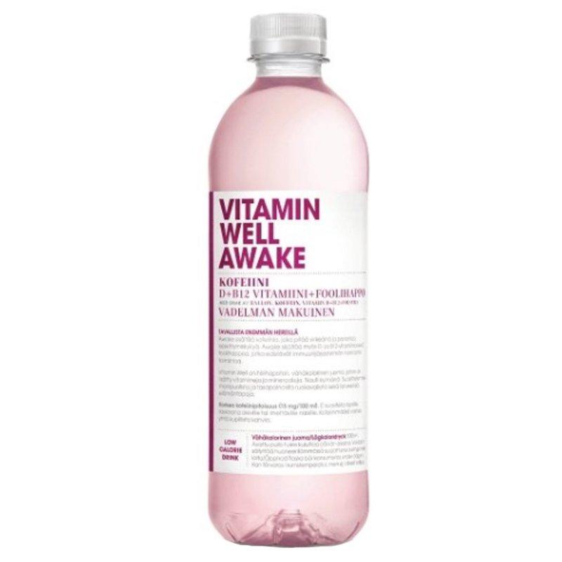Vitamiinijuoma Vadelma - 59% alennus