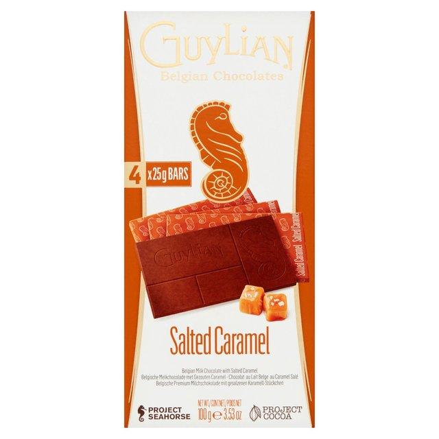 Guylian Salted Caramel Bar 100g