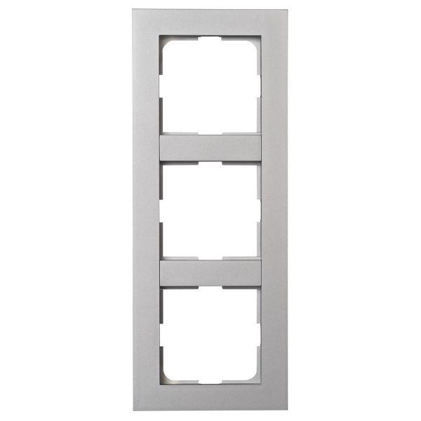 Elko Plus Yhdistelmäkehys alumiini 3-paikkainen