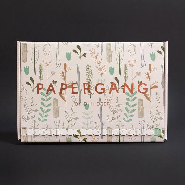 Boho Witch Papergang Box