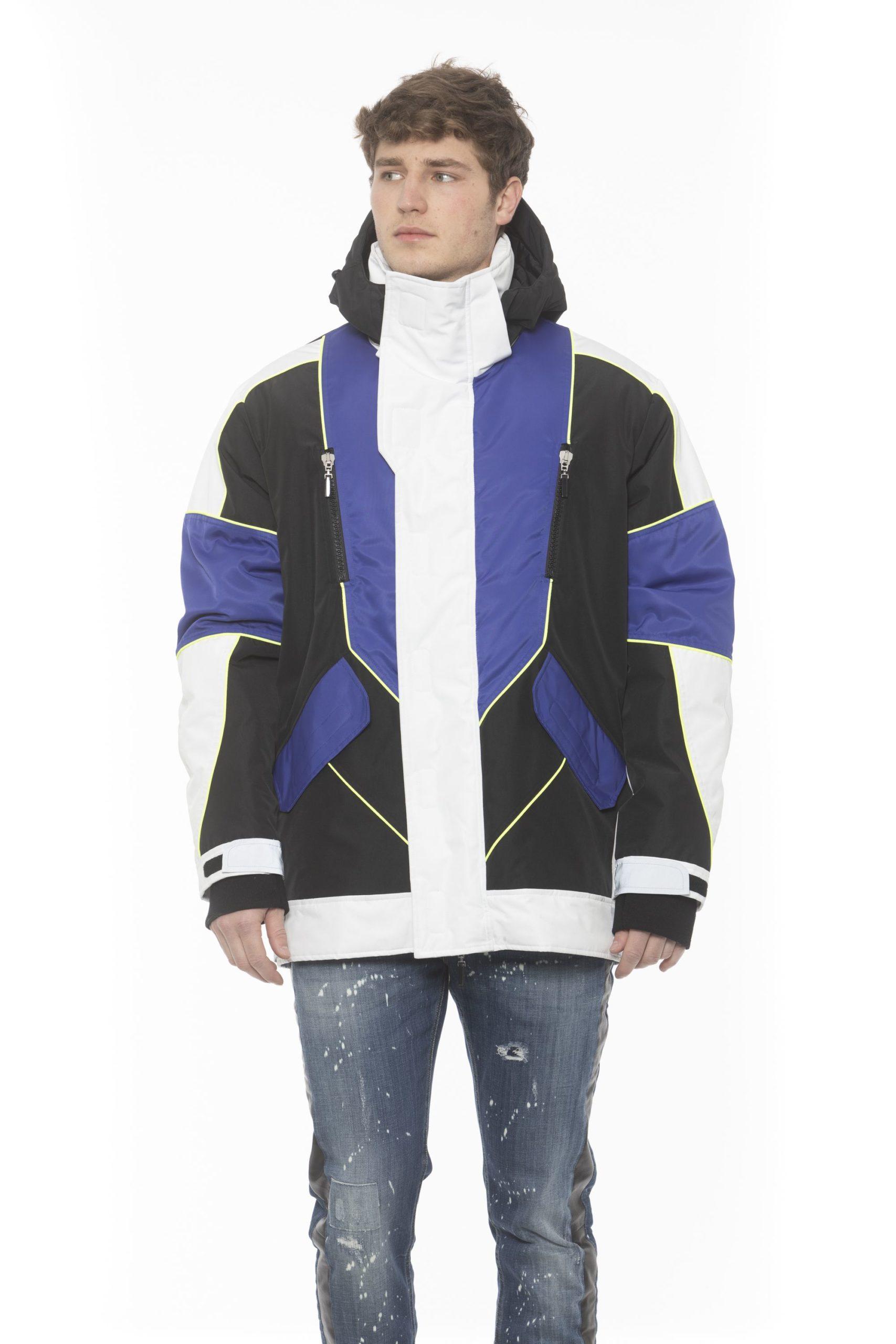 Les Hommes Men's Jacket Black LE1393293 - IT50 | L