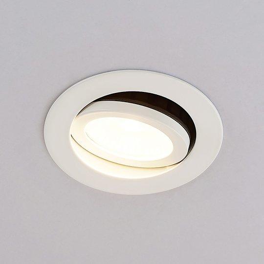 Arcchio Nabor -LED-alasvalo 36° 2 700K IP65, 8,2W