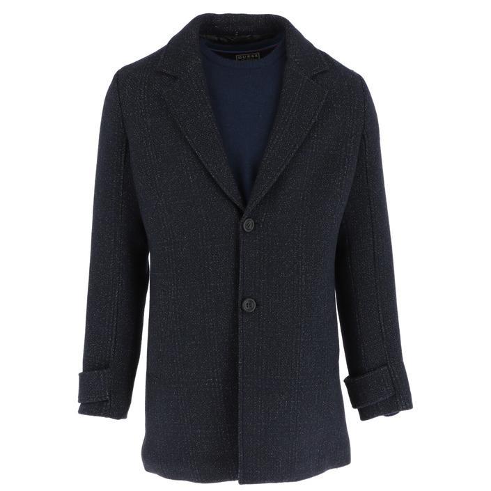 Guess Men's Coat Blue 309457 - blue XL