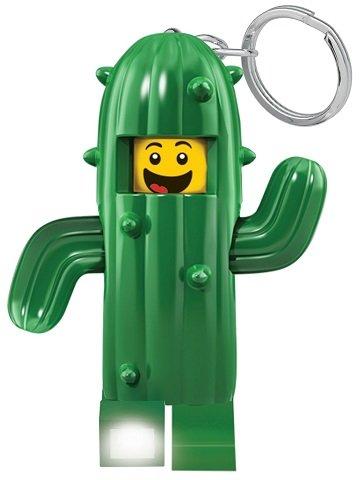 LEGO - Keychain w/LED - Cactus Boy (528362)
