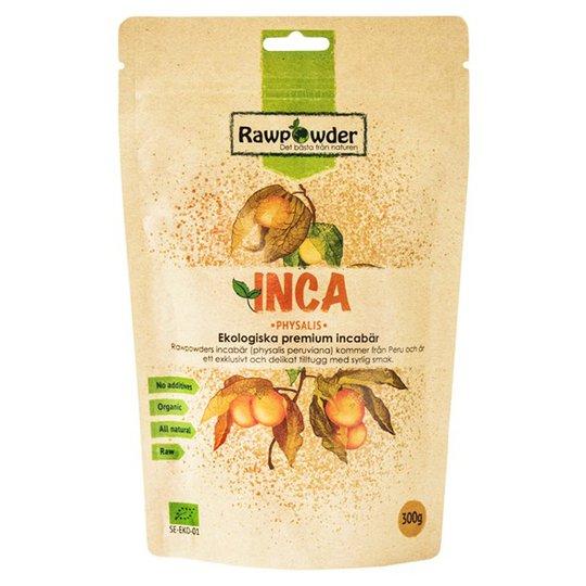 Rawpowder Ekologiska Incabär Premium, 300 g