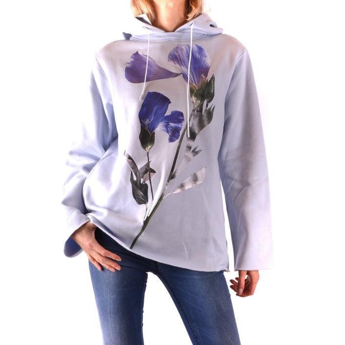 Golden Goose Women's Sweatshirt Blue 187107 - blue XS