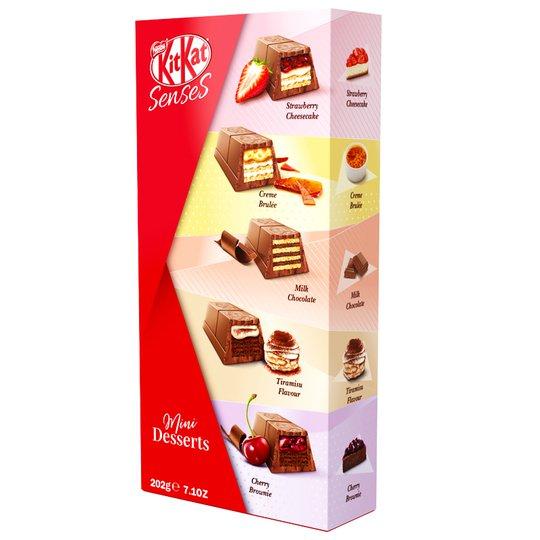 Kit Kat Mini Desserts - 68% rabatt