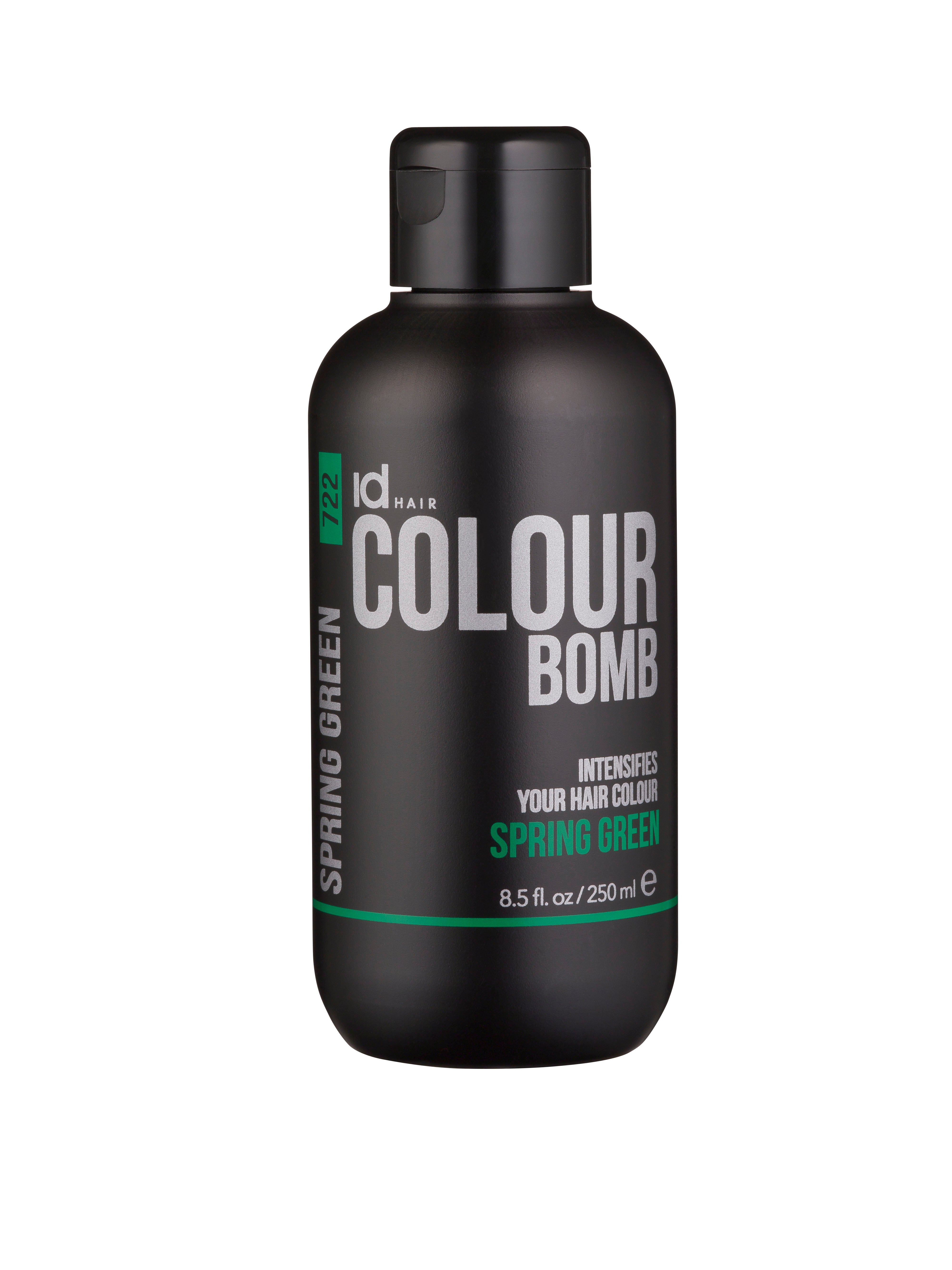 IdHAIR - Colour Bomb 250 ml - Spring Green
