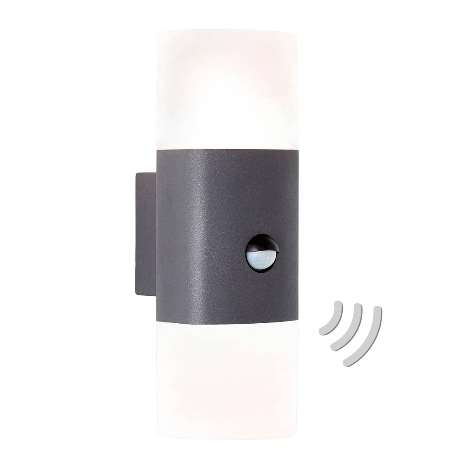 AEG Farlay -LED-ulkoseinälamppu, 2-lamppuinen