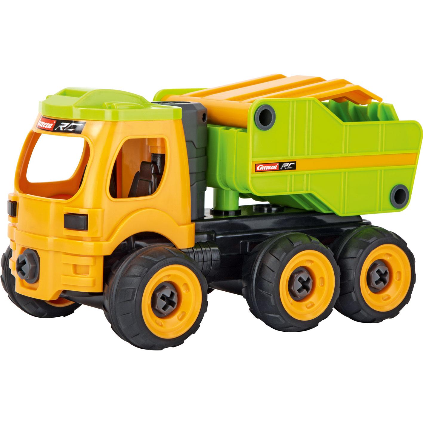 Carrera - First RC 2,4GHZ Dump Truck (370181077)