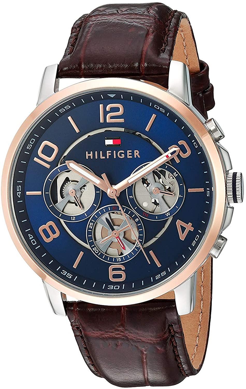 Tommy Hilfiger Men's Keagan Watch TH1791290MK