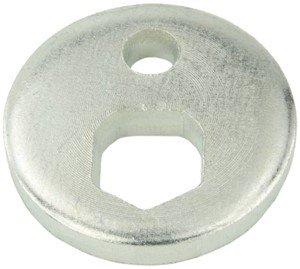 Caster-inställningsbrickor, axelstomme