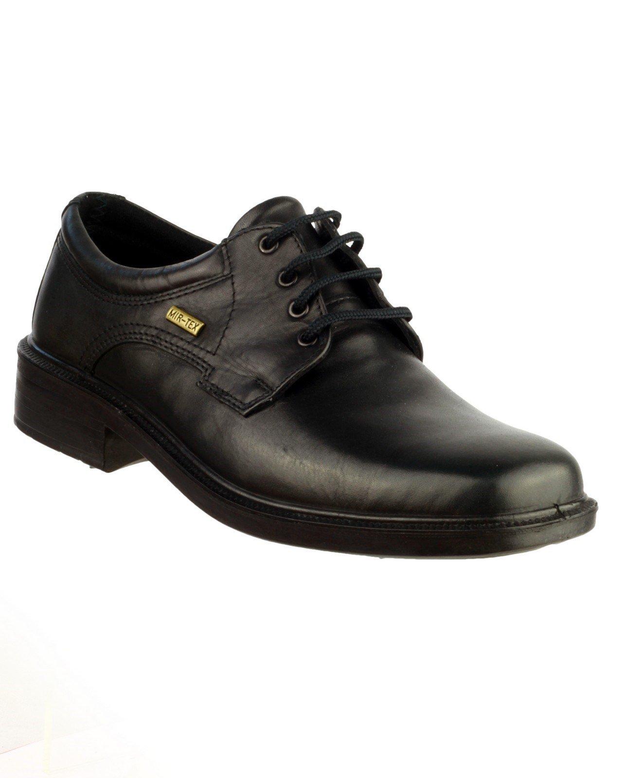 Cotswold Men's Sudeley Waterproof Shoe Various Colours 12718 - Black 6