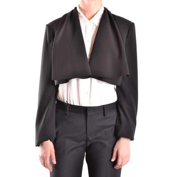 Elisabetta Franchi Women's Cardigan Black 161202 - black 44