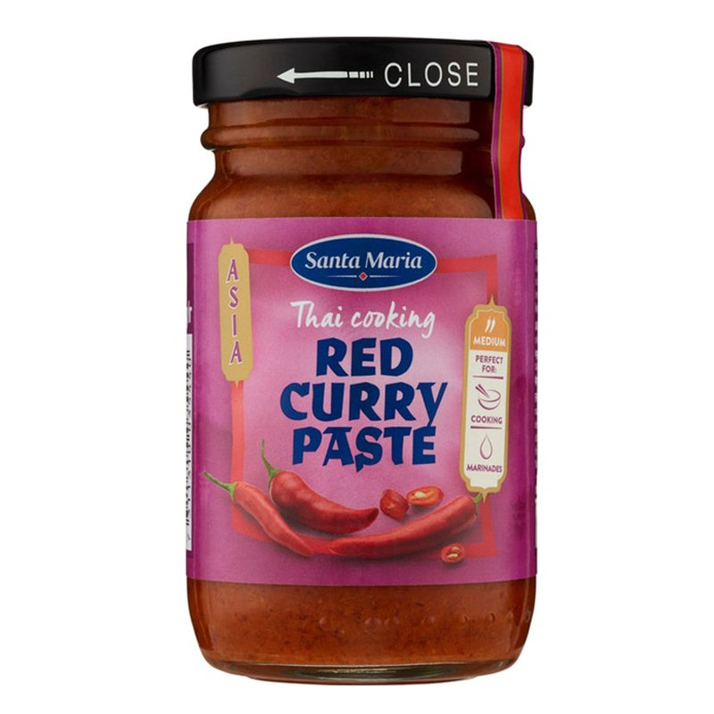 Mausteseos Red Curry - 32% alennus