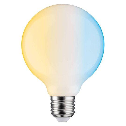 Paulmann-LED-globe-lamppu E27 7W ZigBee