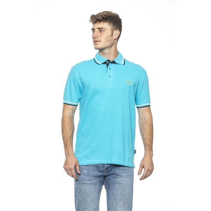 19v69 Italia Men's Polo Shirt Blue 185150 - blue M