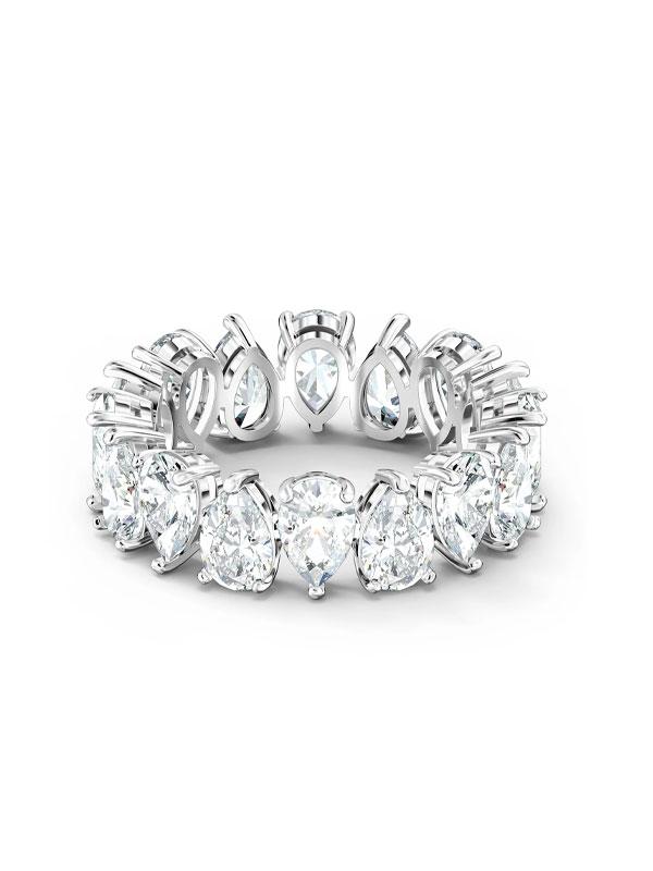Swarovski Ring Vittore - Silver 19mm 5572826